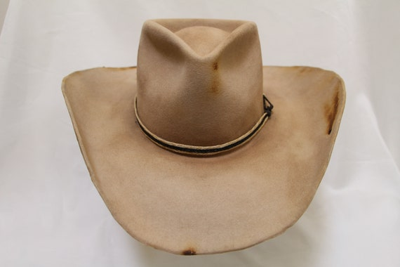 8d958ce7024 Crappy Tycoon Cowboy Hat
