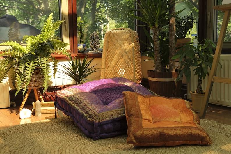 Box Meditation Cushion image 0