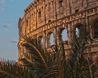 Colosseum-Rome Italy