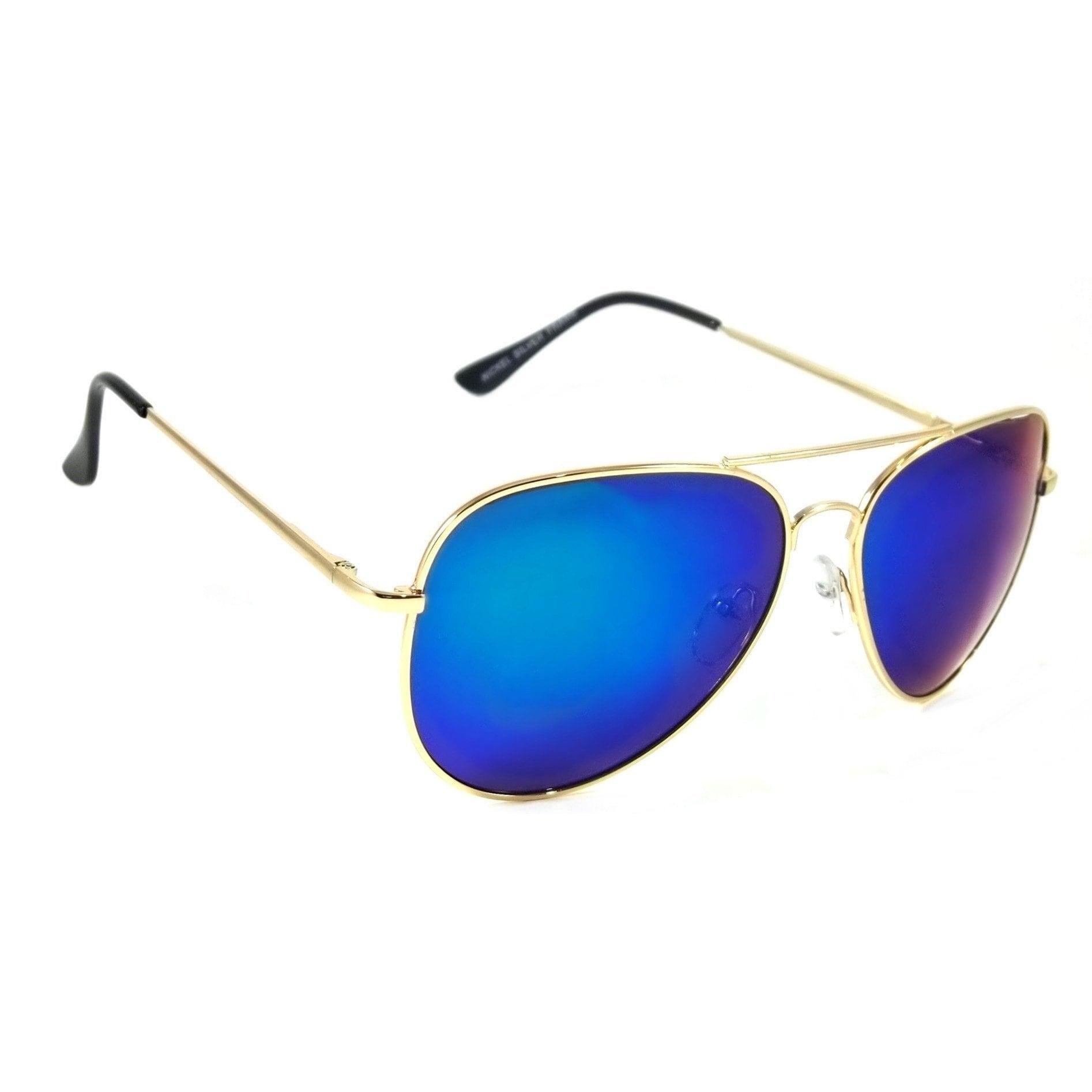 303a31b5ab2 Squad Classic Aviator Polarized Sunglasses