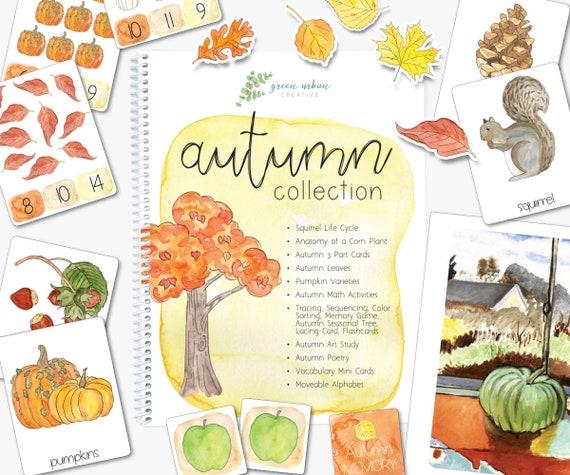 Autumn Collection  Printable