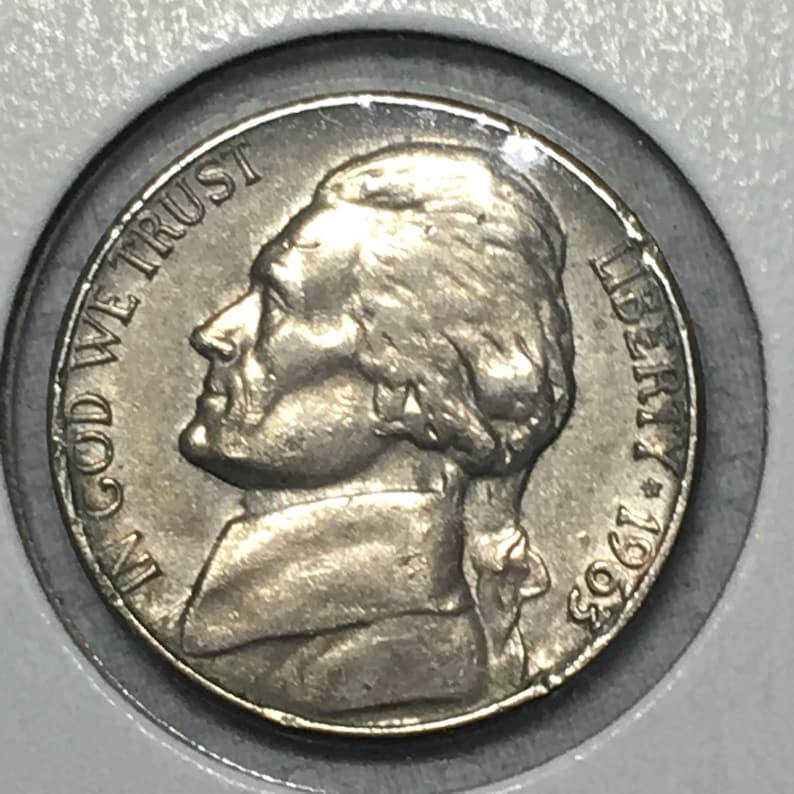 1959D Jefferson Nickel BU UNCIRCULATED FREE SHIPPING
