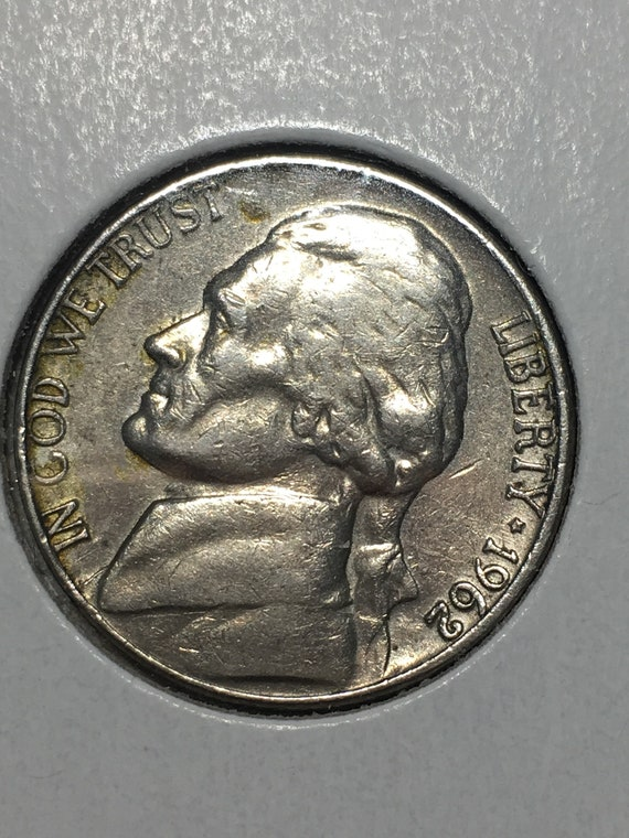 1957 D Jefferson Nickel    *AG OR BETTER*   **FREE SHIPPING**