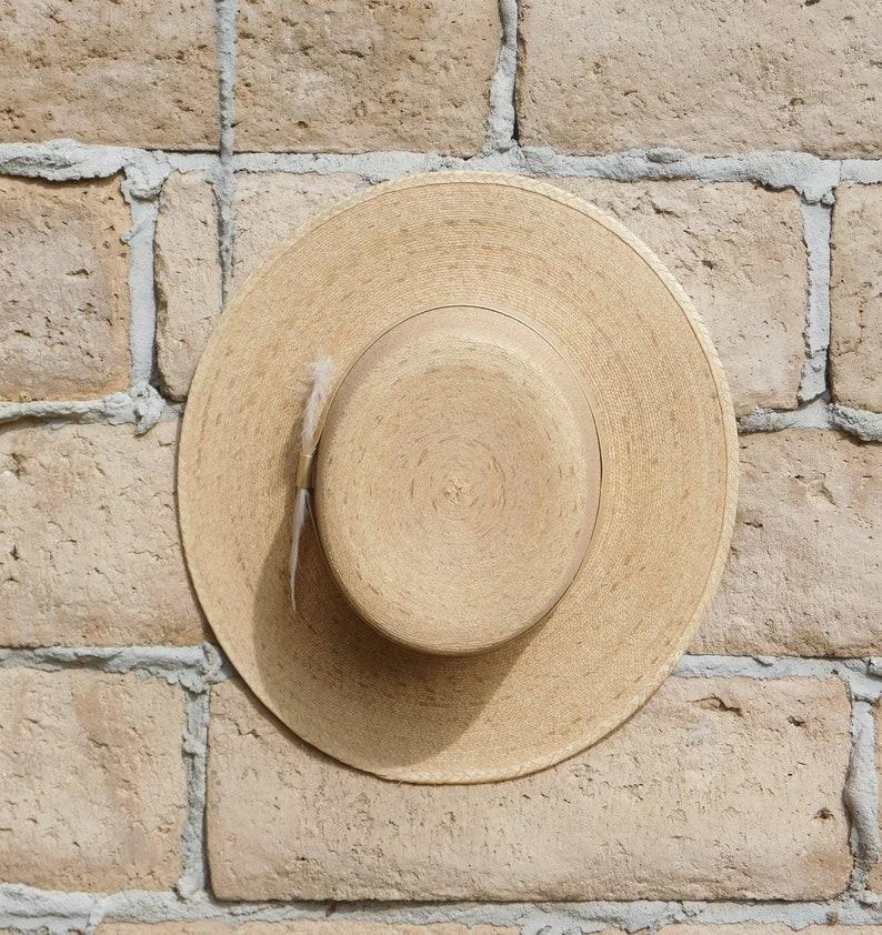 Premium Straw Cordobes Hat Veronique