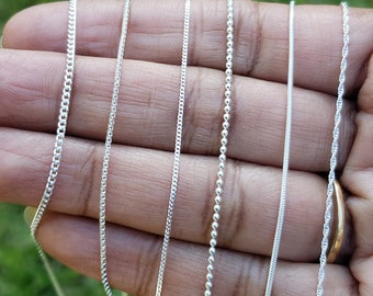 Pure Energy Silver Necklace