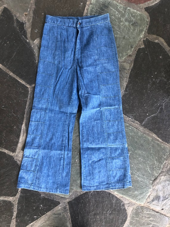 70s Levi's Orange Tab High Waisted Jeans