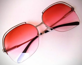 ad7b94cd11 Elasta Non-Prescription Vintage Sunglasses with Tinted Lenses  Ready to Wear