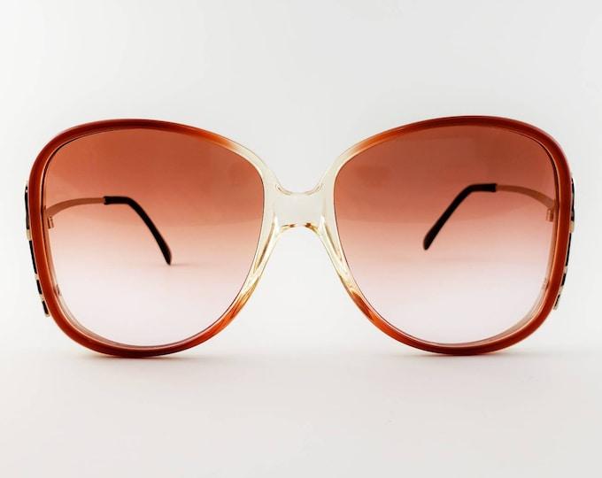 045e3ad2c4d45 Luxottica Non-Prescription Vintage NOS  Avant Garde  Sunglasses with  Hand-Tinted Lenses  Ready-to-Wear. Shop Now. Featured listing image  1990s  Carbon Fiber ...