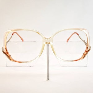 8ce1fba4d0 Starline Design Non-Prescription Vintage Butterfly NOS Glasses with Non-Glare  Lenses  Ready-to-Wear