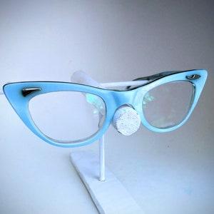 b82ea58375 Child s Jean Ogle Non-Prescription Vintage Cat-eye Glasses with Non-Glare  Lenses (Impact Resistant)  Ready to Wear