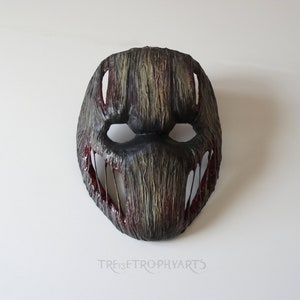 Minotaur Mask mens halloween mask Mythical creatures horror scary creature masks evil creature costume cosplay mask Red creature mask