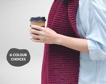 KNIT KIT // The Everyday Scarf (Level 1)