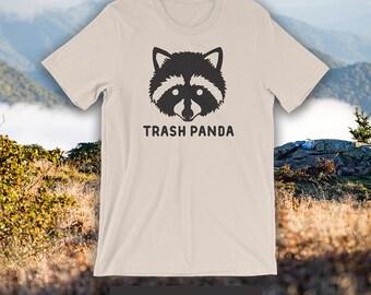 TRASH PANDA Short-Sleeve T-shirt