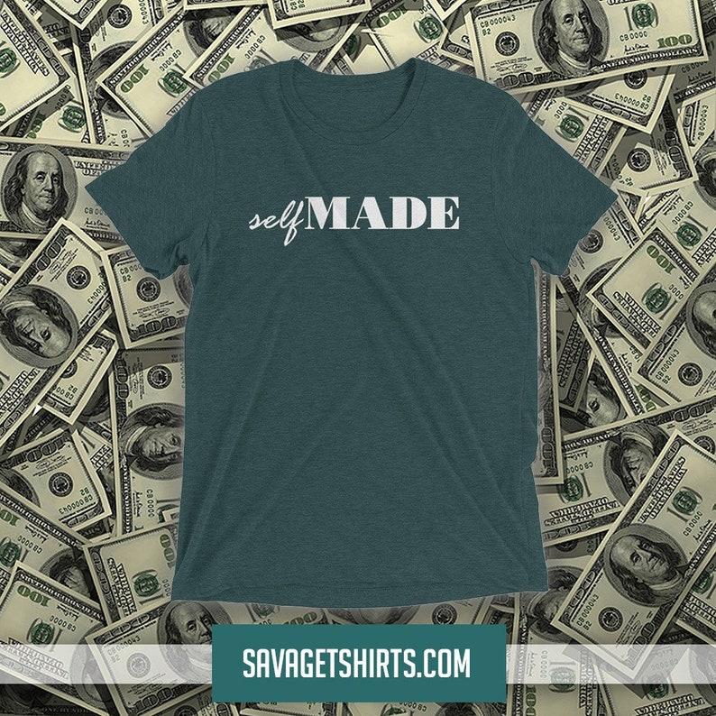 SELF MADE Short-Sleeve T-shirt image 1