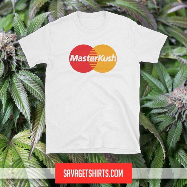 MASTER KUSH Short-Sleeve T-shirt image 1