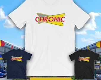 CHRONIC PARODY Short-Sleeve T-shirt