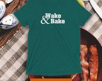 Wake And Bake Short sleeve t-shirt