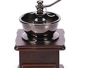 Vintage Style Coffee Grinder