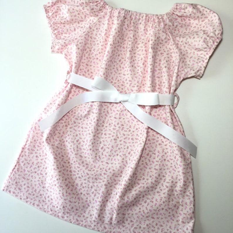 summer dress baby dress spring dress Peasant dress toddler dress
