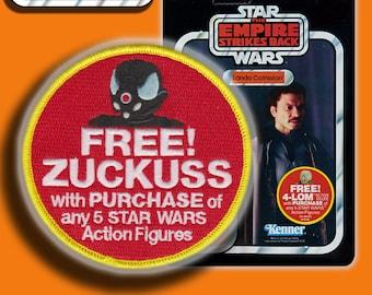 "Anakin Skywalker/"" Vintagemail away promo 3.5/"" patch Kenner STAR WARS /""FREE"