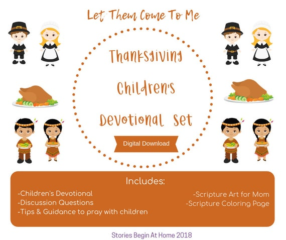 It is a picture of Gutsy Printable Thanksgiving Devotions