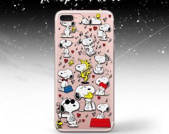 best sneakers 97361 72c34 Snoopy phone case   Etsy