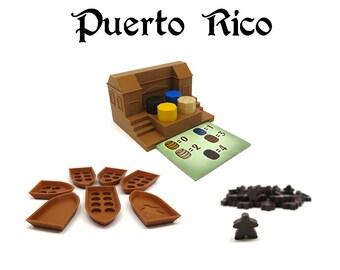 Full pack -108 pieces - Puerto Rico