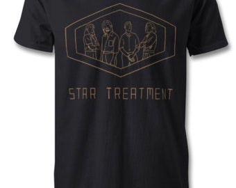 f5c365cb1 Arctic Monkeys, Alex turner, Star Treatment, Tranquility Base, Black,  Unisex, T-shirt, fashion
