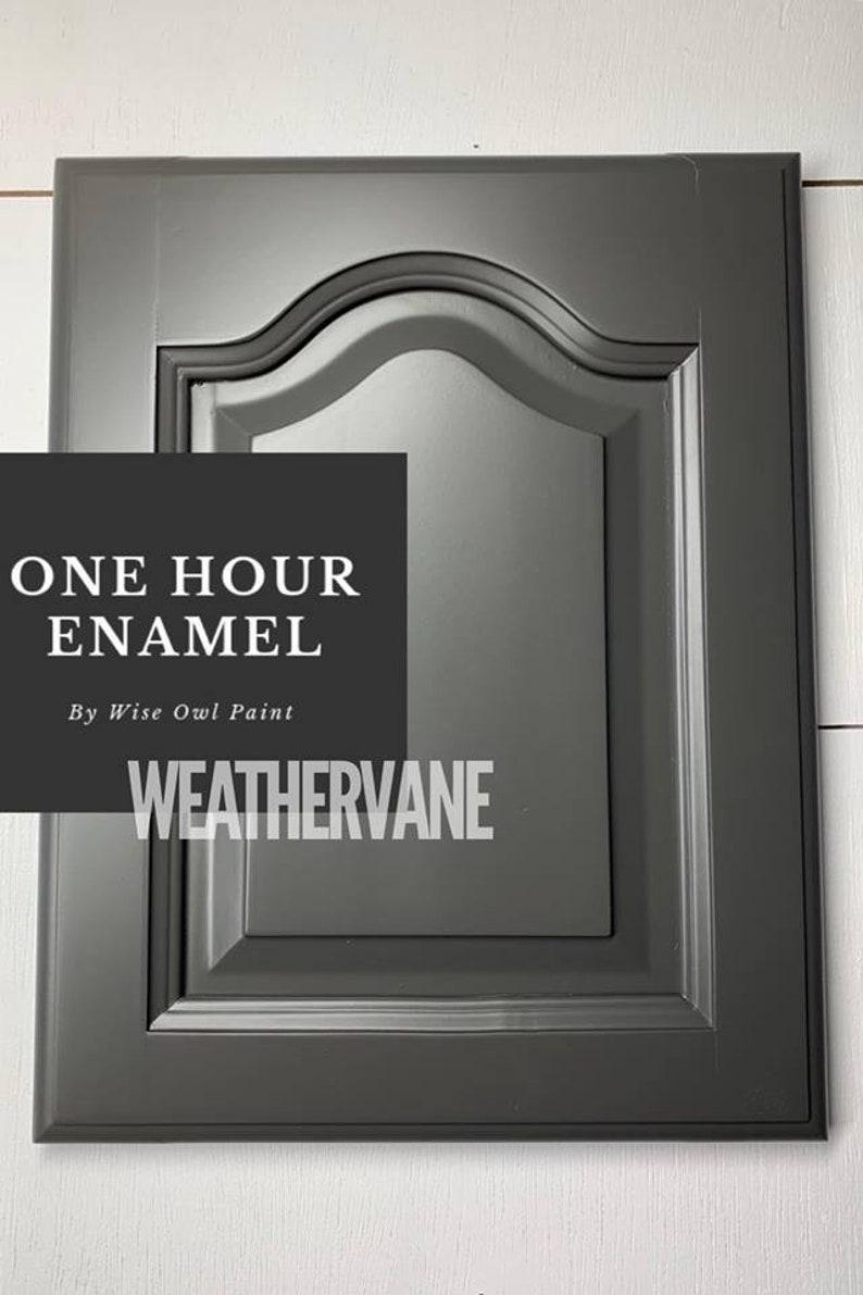 Wise Owl One Hour Enamel Paint - Weathervane