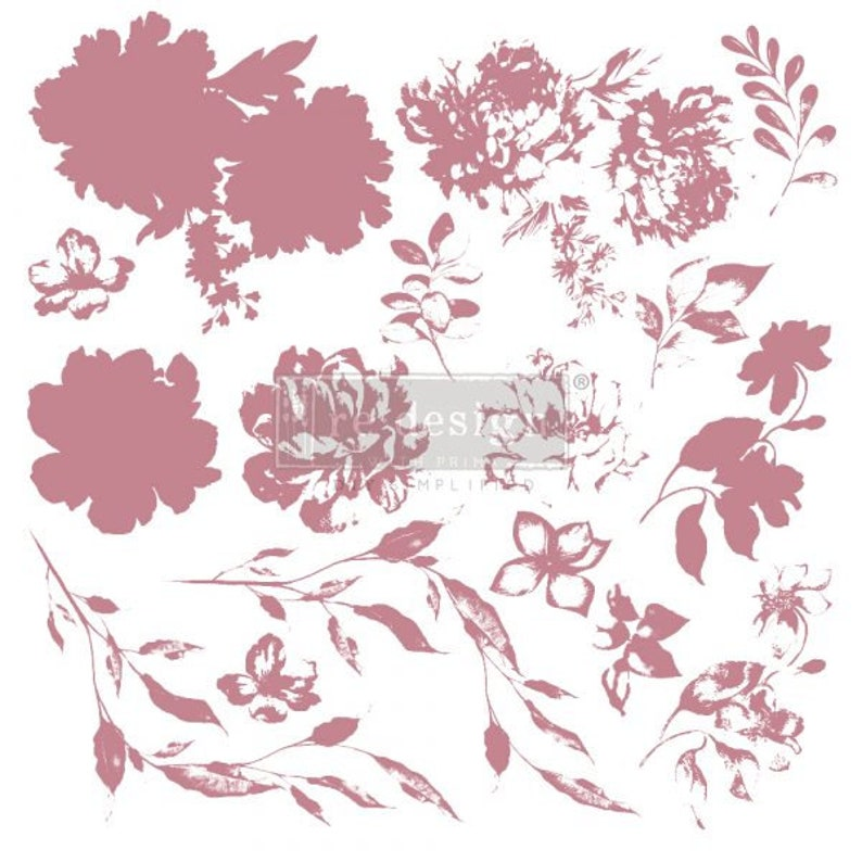 Sweet Blossoms ReDesign with Prima