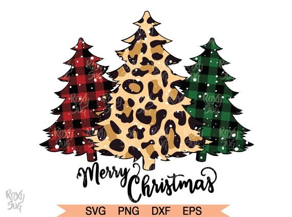 Christmas Tree Svg Christmas Svg Christmas Shirt Svg Merry Etsy