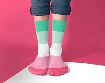 86c20e0ca8a Abrosexual Socks