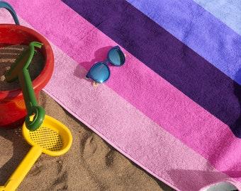 """58x39/"""" toute couleur Future Femme Design Microfibre Serviette de plage cadeau mariage"""
