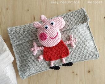 Tuto Peppa Pig au crochet - YouTube | 270x340