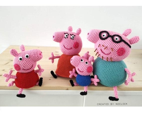 Crochet Along Pig | 453x570