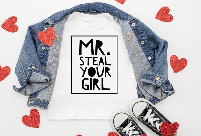 Mr Steal Your Girl TeeRaglan
