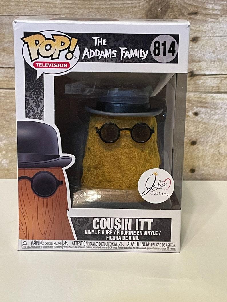 Custom Funko Flocked Cousin IIT