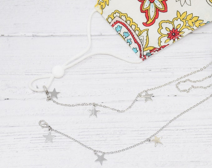 Mask Chain Collection - MS004-SILVER