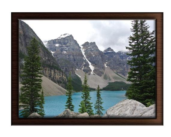 Moraine Lake Banff National Park Alberta Canada Photography Digital Photography Landscape Fine Art Home Office Decor Wall Art