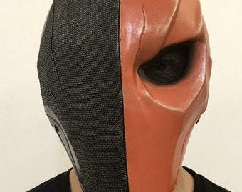 Deathstroke The Terminator Mask Balaclava Hood Cosplay Single Eye Ver. DC