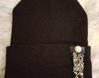a9cdf515f Coco chanel hat | Etsy