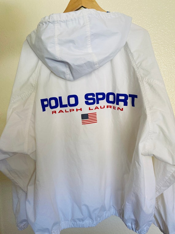 90's Polo USA Raincoat