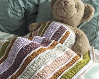 CROCHET PATTERN - The Bellame Baby Blanket - Pdf Pattern. Crochet Baby Blanket. Heirloom Blanket. Crochet Baby Blanket Pattern.