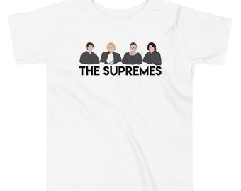 67926c1fb The Supremes Toddler Short Sleeve Tee