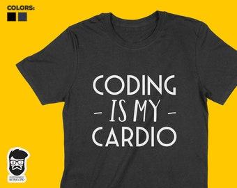 There Is No Cloud Damen T-Shirt Fun Geek Nerd Computer Scientist Sciene Admin