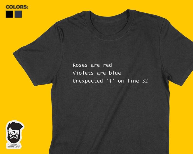 151123909b2f3e Rosen sind rot Veilchen sind blau Hemd lustiges Geschenk für