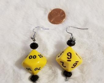 Dicey Earrings