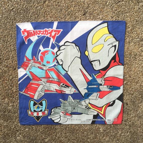 Vintage90s Ultraman Neos Handkerchief