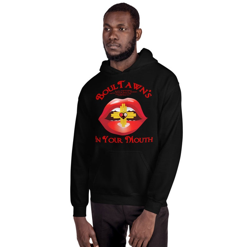 Men's BoulTawn's In Your Mouth Hooded image 0