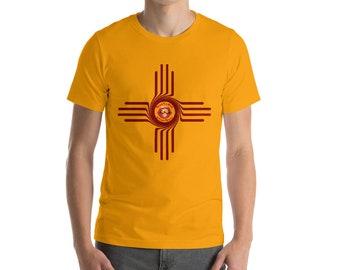 BoulTawn's NM Zia Short-Sleeve Unisex T-Shirt